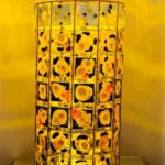 alejandra gubinelli arte en vidrio argentina