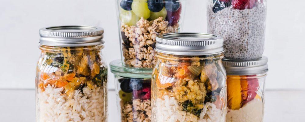 12 trucos para una despensa de 'supermercado' con menos residuos.