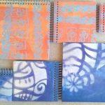 cieloalto arte en papel argentina cuadernos cajas